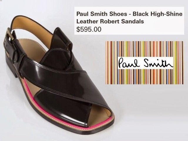 Paul Smith Shoes Price in Pakistan - Peshawari Chappal Price