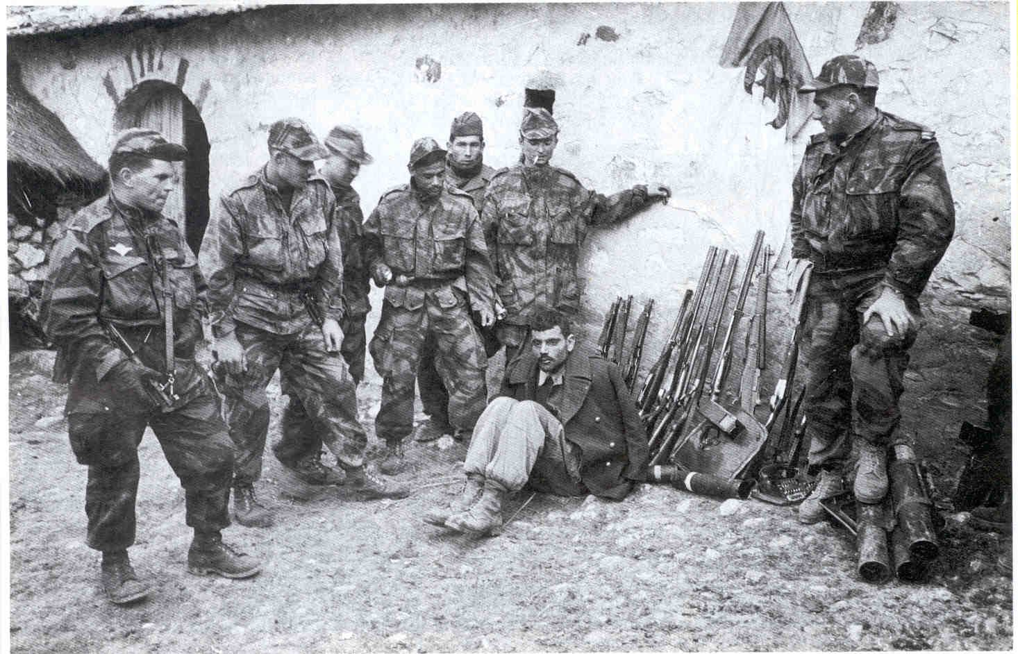 war in algeria On 1 june 1958, general charles de gaulle got the go-ahead to form a new government with the war in algeria threatening to bring civil war to france, de gaulle.