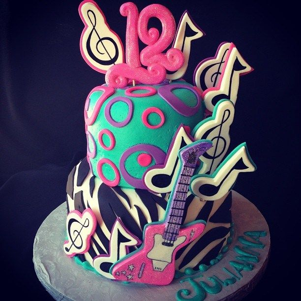 Etsy Rock Star Cake - Yahoo Image Search Results