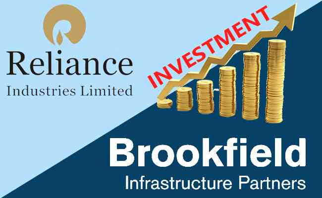 As Per News Source Canada Based Brookfield Infrastructure Partners Lp Will Invest In Telecom Tower Assets Of Reliance Indu Investing Infrastructure Brookfield