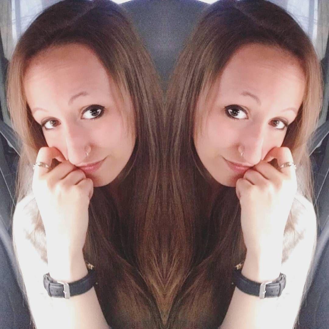 #newwatch #blondegirl wearing her watch on the inside of ...