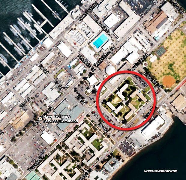 Navalamphibiousbasecoronadocalifornianaziswazstikagoogle - Maps united states naval base