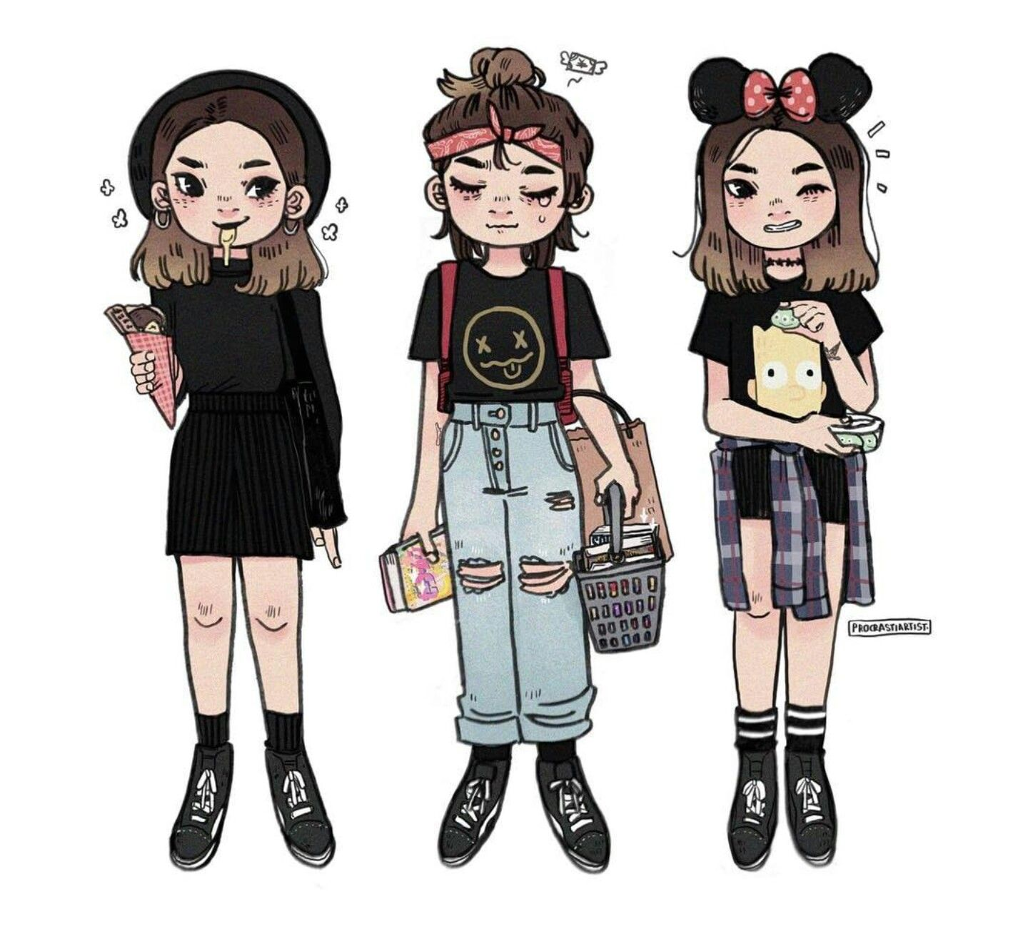 Okay Is It Just Me Or Do You Ever Go To Wear Black And The -4659