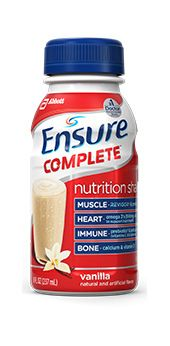 Ensure Complete With Images Nutrition Drinks Complete