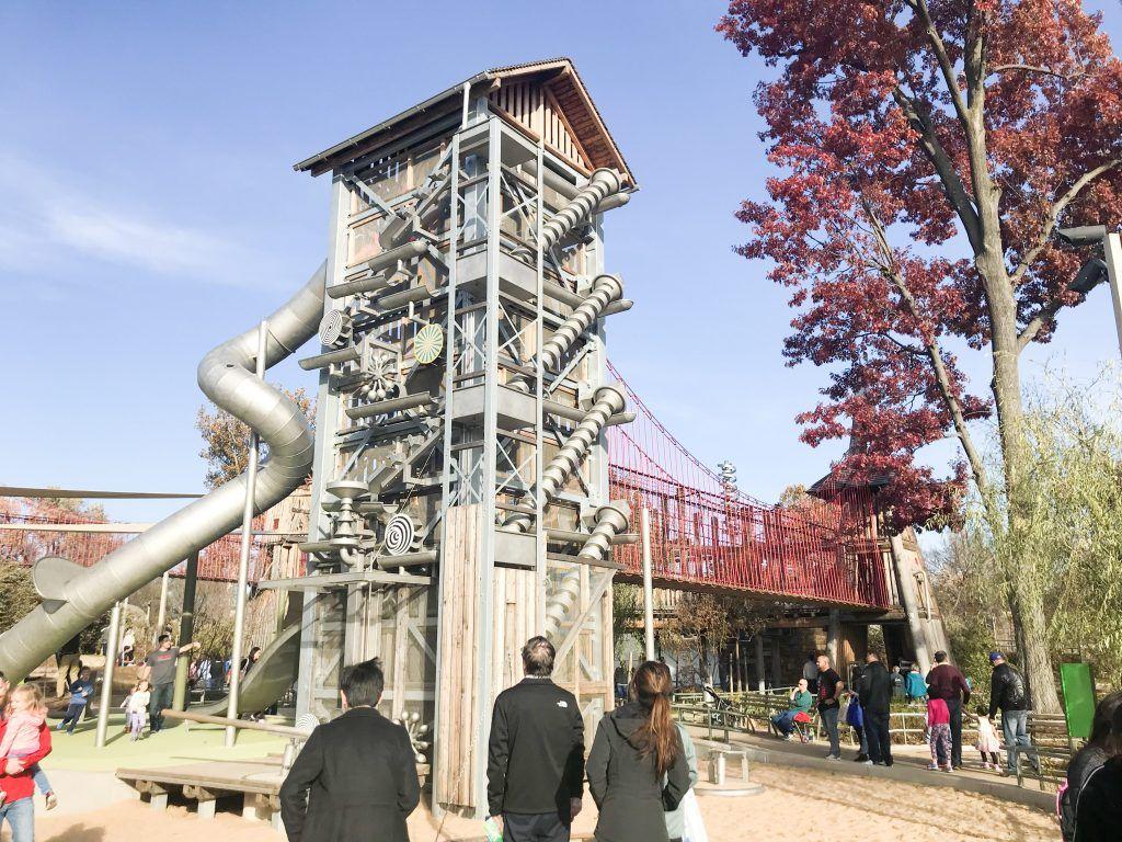 Gathering Place Tulsa S Amazing Playground Places Playground