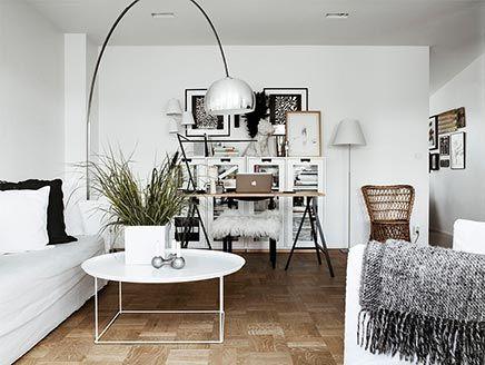 Woonkamer van interieurontwerper moa lundberg interiors i love