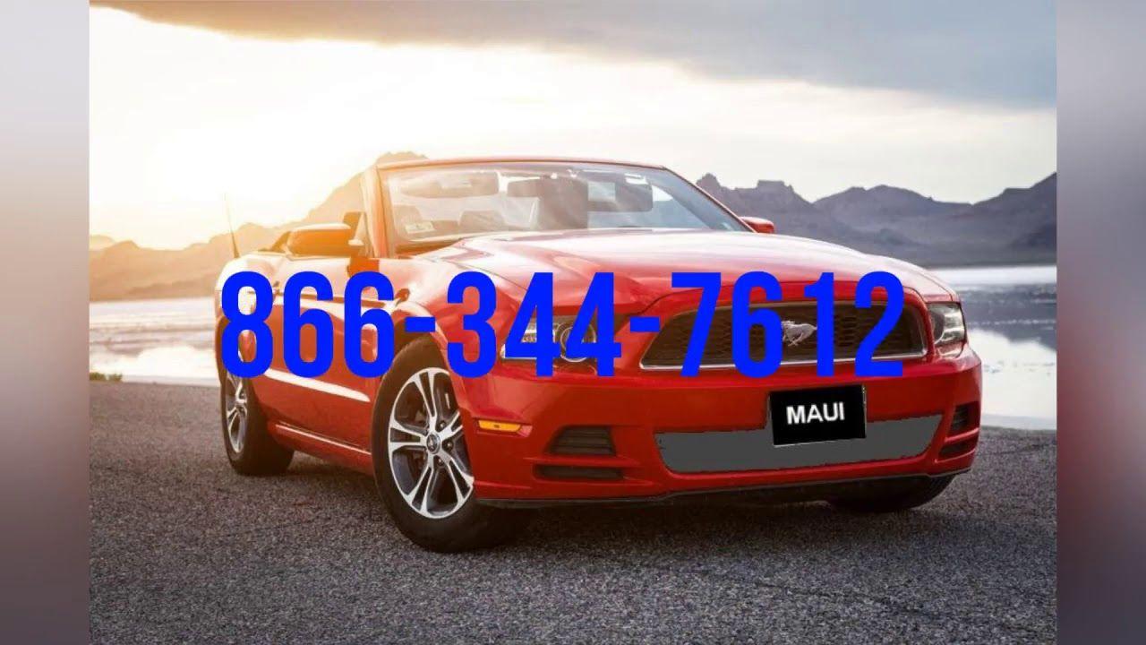 Hawaii Car Hire HNL OGG LIH KOA ITO MKK 8663447612