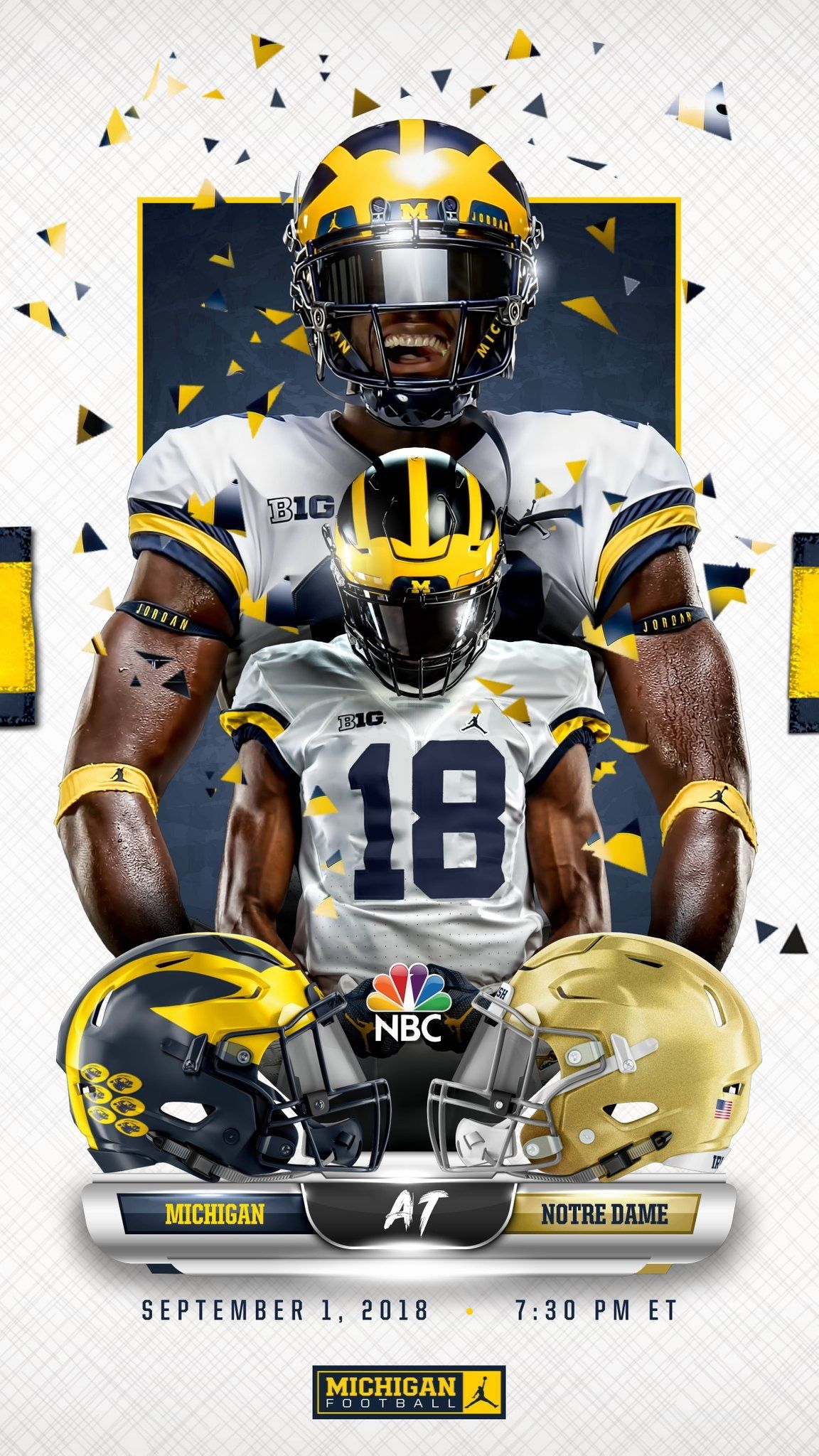 Whos Got It Better Than Us Nooooobodyyyy Go Blue Michigan Wolverines Football Michigan Football Michigan