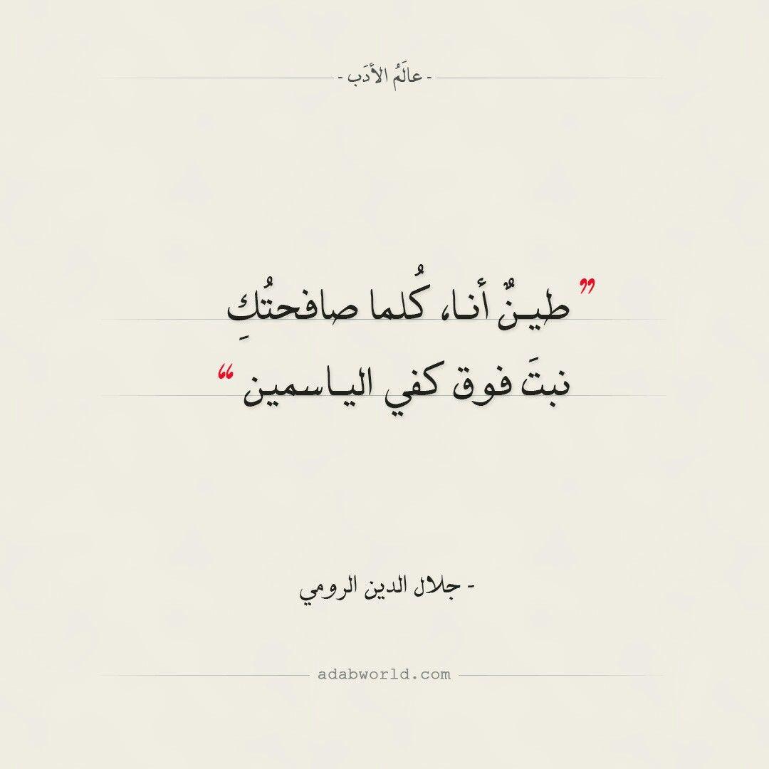كلمات جلال الدين الرومى 873b564c05c1422565b9fcd66e55c8c0