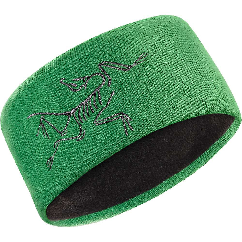 910b443f8 Arcteryx Knit Headband. Arcteryx Knit Headband Embroidered Bird ...