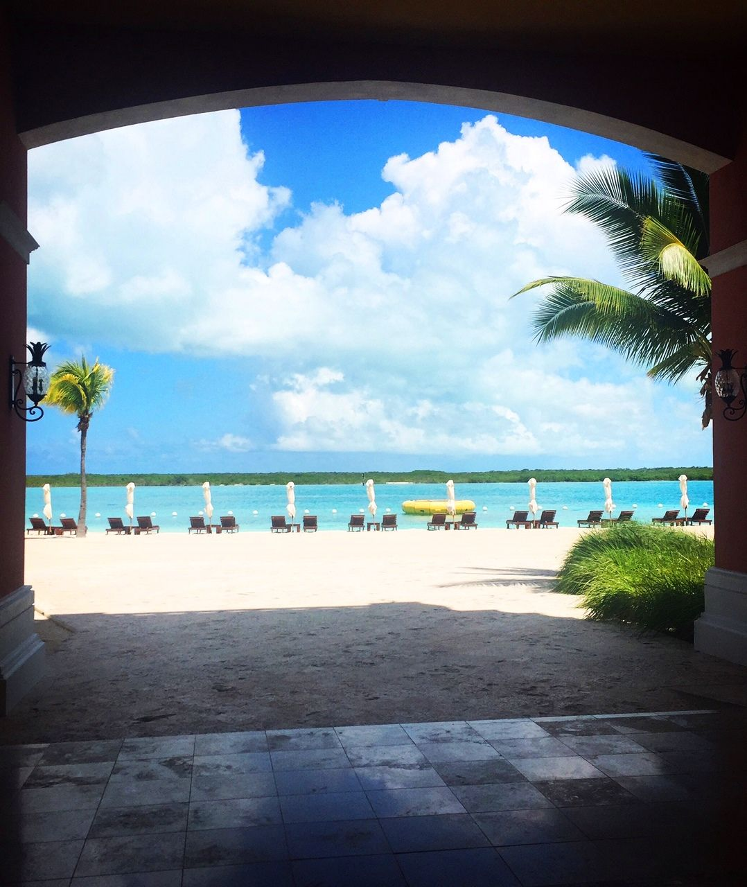 Welcome to Paradise! (Blue Haven Resort, Turks & Caicos, Sept 2016)