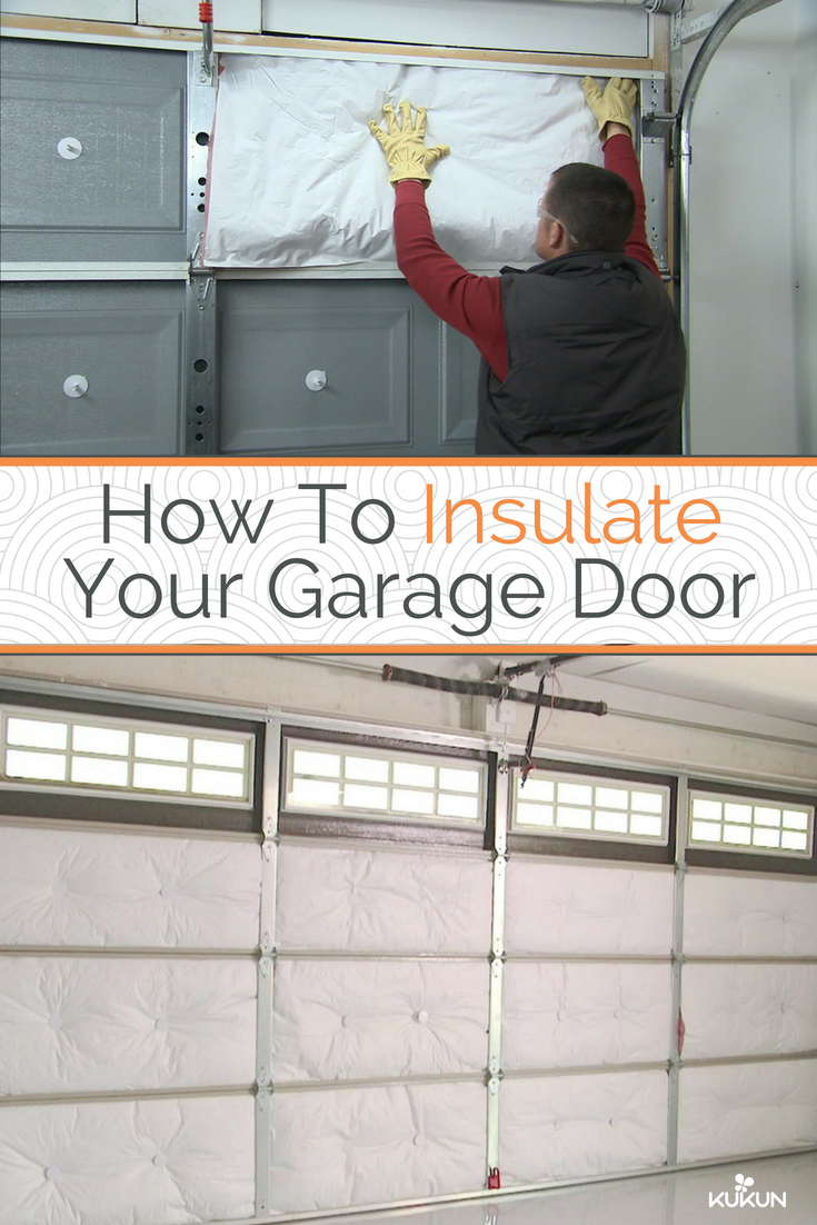 Guide To Garage Door Insulation For Your Home
