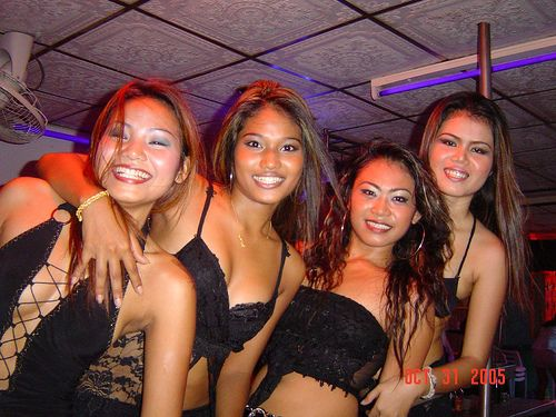 bar Asian girls thai