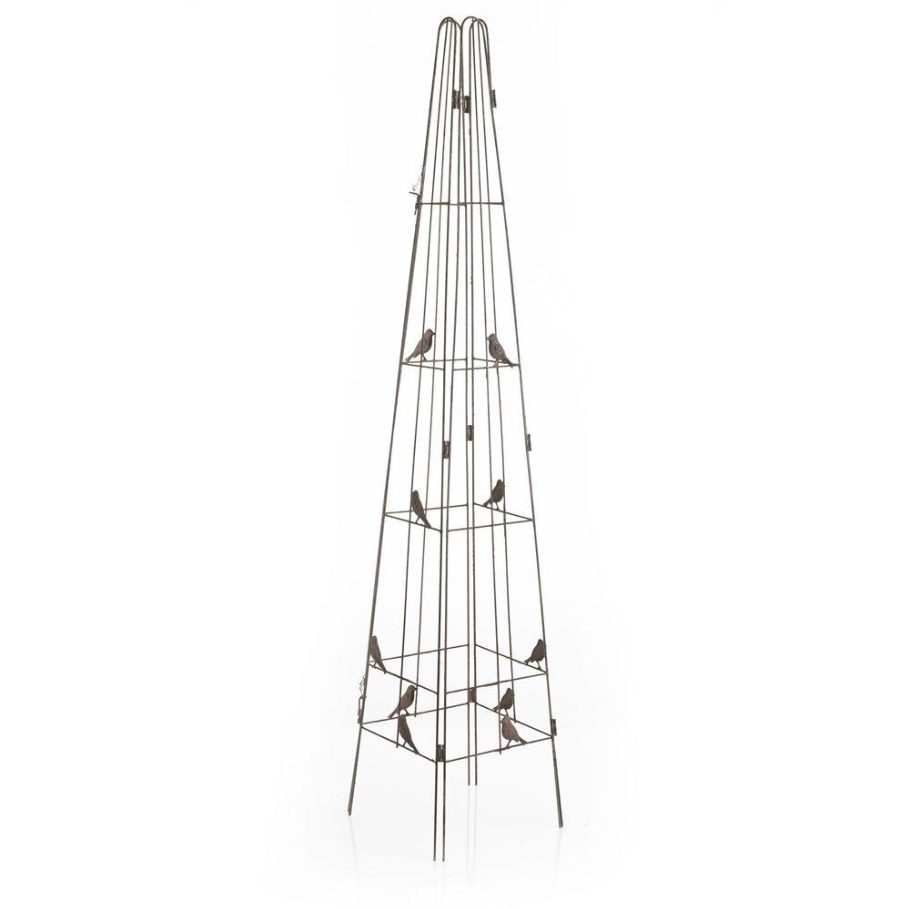 Wilko Bird Design Folding Obelisk Plant Support at wilko.com ...