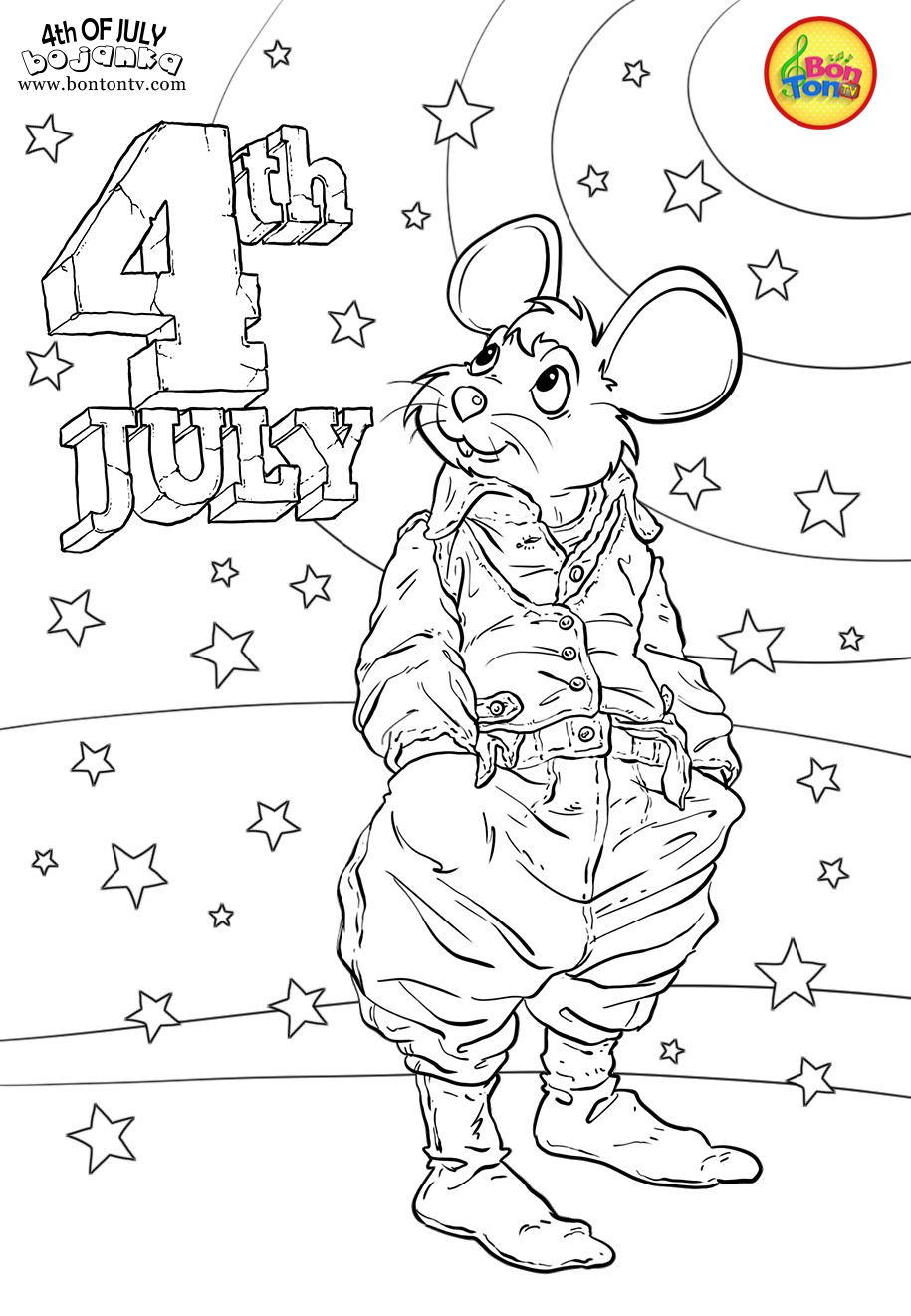 Independence Day Fourth Of July July 4th 4th Of July Usa America Free Printable Co Coloring Pages Printable Coloring Pages Free Printable Coloring Pages [ 1321 x 915 Pixel ]