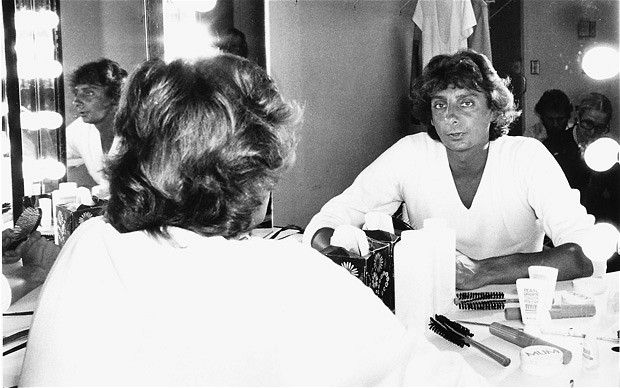 """Barry Manilow gives a wonderful, up-close and personal interview about the man behind the music.     I personally have so much respect for his integrity and dignity in keeping his life as BARRY MANILOW and Barry Manilow separate. He's one celebrity who never allowed """"fame"""" to consume him or create buzz through sensationalism!     Bravo Barry, you remain one in a billion:)"""