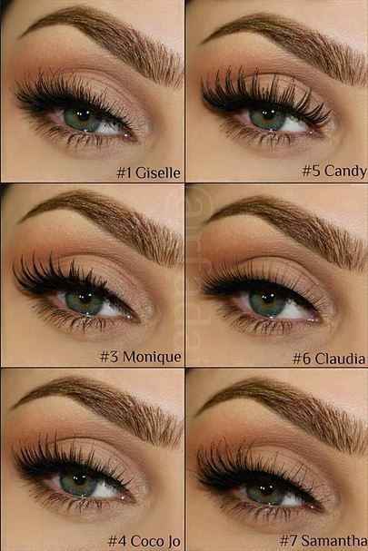 9ee90b8e770 Huda Beauty lashes are amazing! Eye Lashes Fake, Eyelashes Makeup, Wispy  Eyelashes,