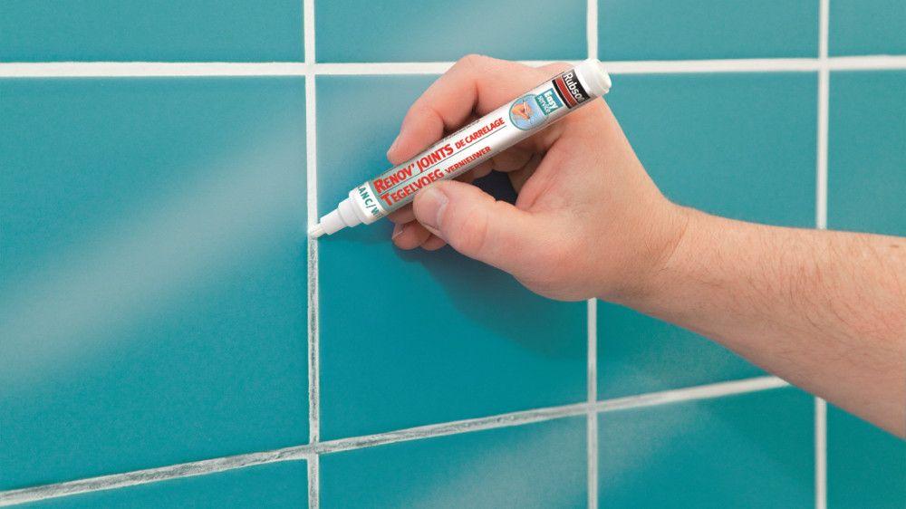 5 astuces pour r nover votre salle de bain avec la Renover joint de carrelage mural