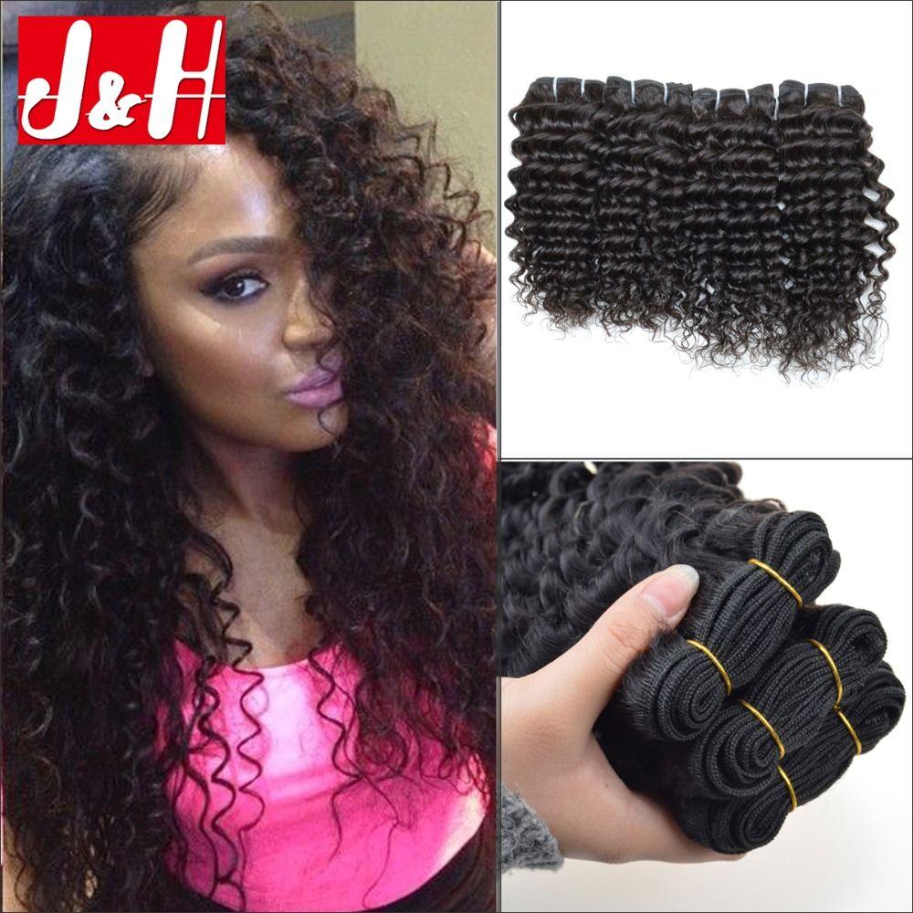 Online Shop 4pcs Lot Malaysian Curly Hair Weave 100 Human Hair