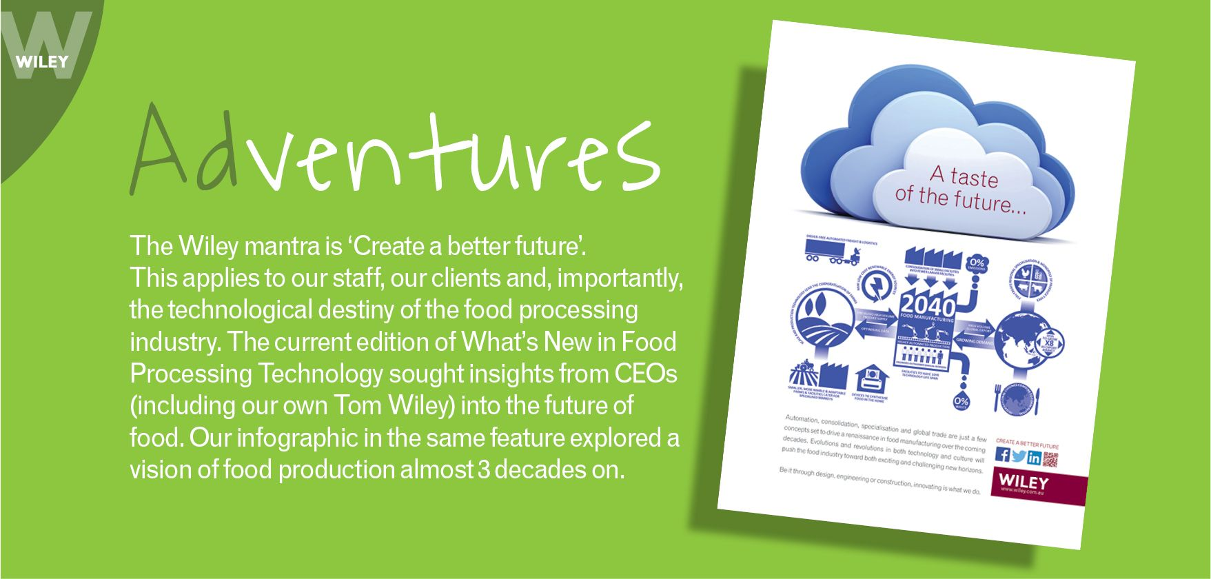 CEO Insights ADventure wiley Insight, Adventure, How to