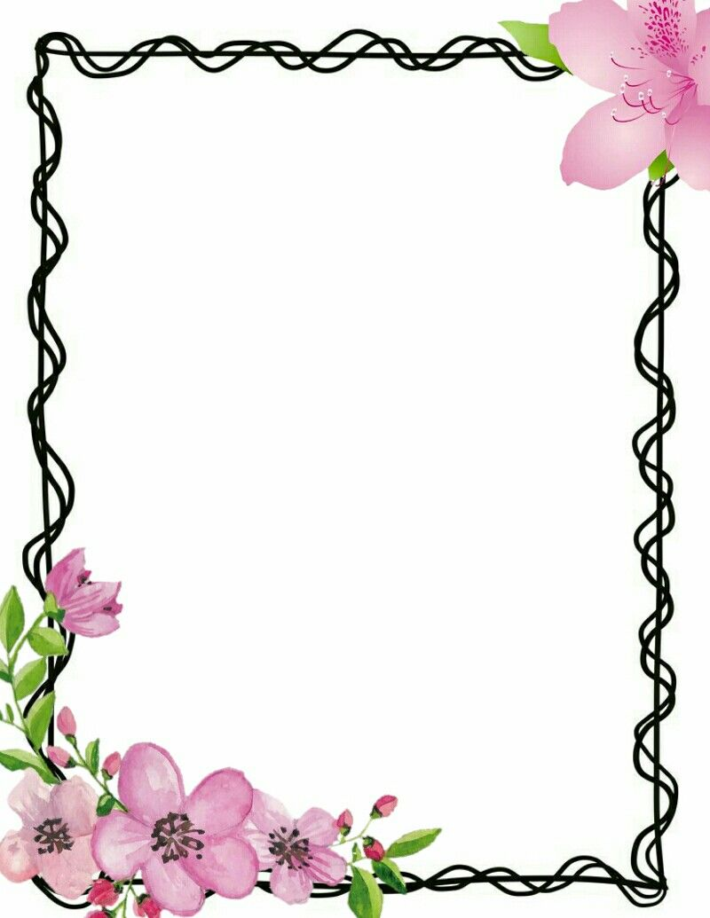 Pin By Cantik Manis On Border And Frame Boarders And Frames