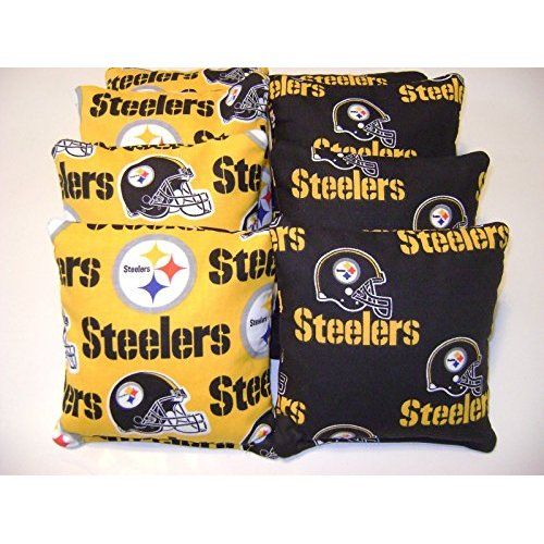 Beautiful NFL Pittsburgh Steelers   Jersey Drapes Curtains And Valance Set