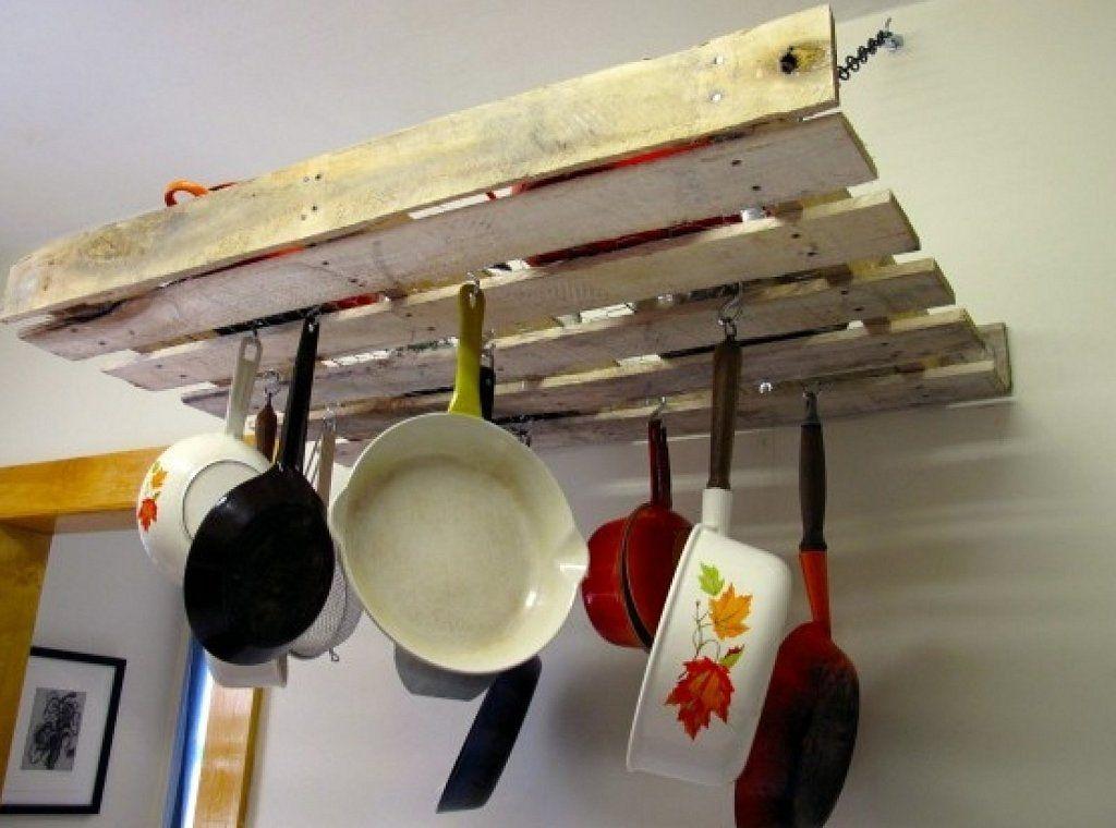 ideas con palets para la cocina hacer bricolaje es