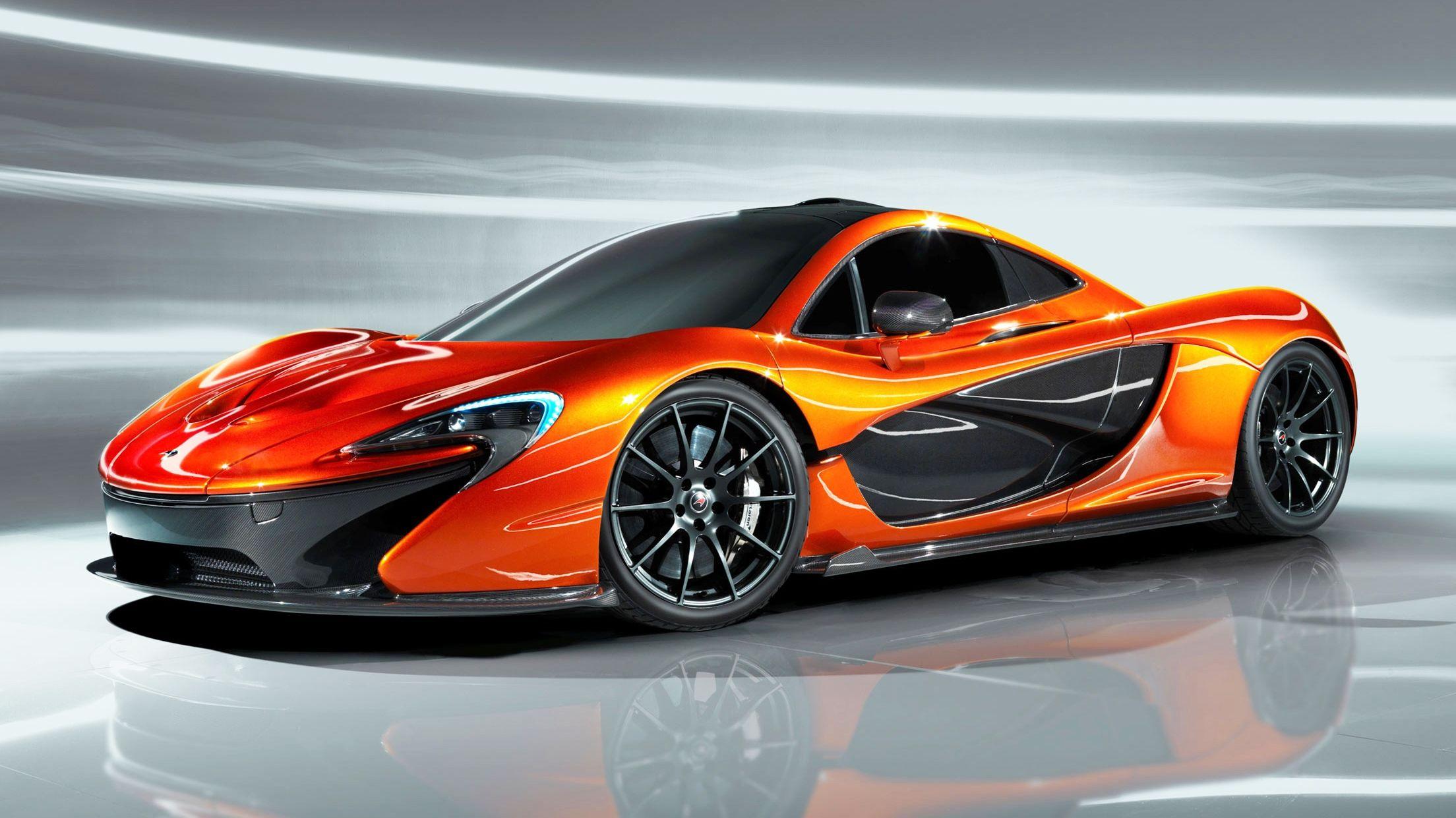 Cars · McLaren P1 2014
