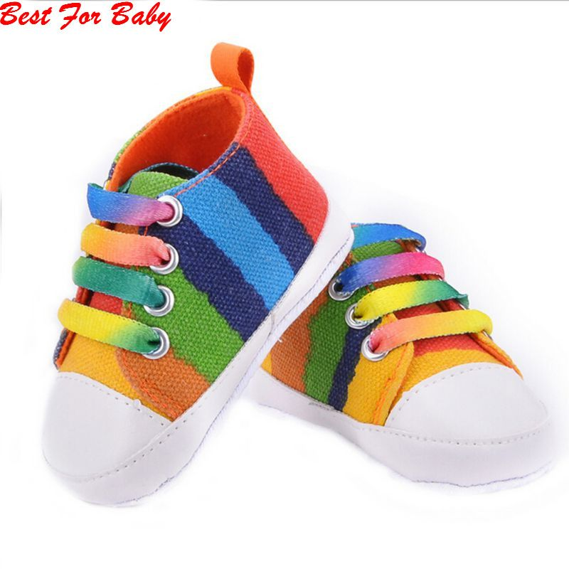 Baby Girls Newborn Infant Baby Casual First Walker Toddler Soft Sole Shoes