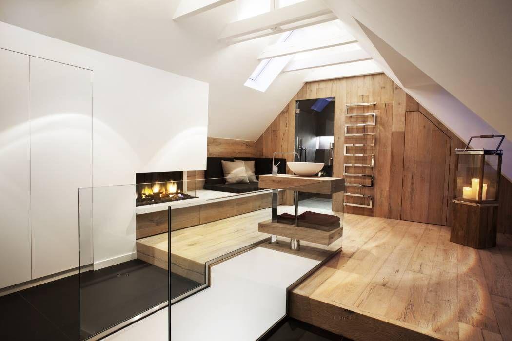 Einfamilienhaus : Moderne Badezimmer Von Schulz.rooms