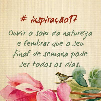 #inspiracao17