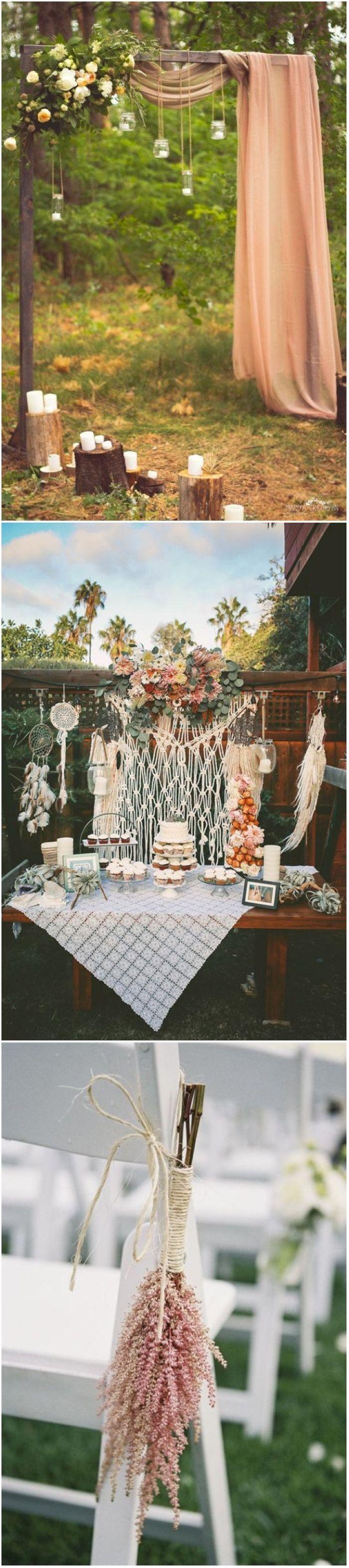 nice 71 Elegant Outdoor Wedding Decor Ideas on A Budget ...