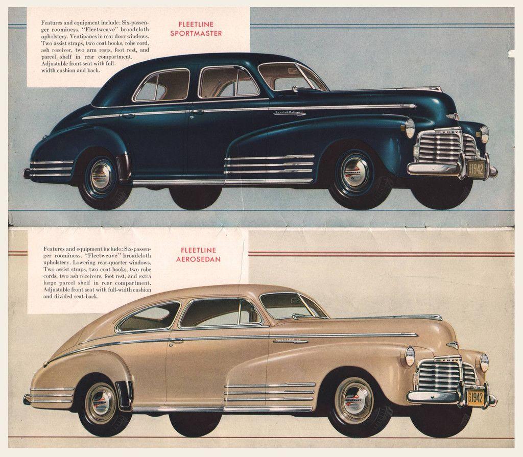 1942 Chevrolet Sales Brochrue Chevrolet Car Chevrolet Cars Trucks