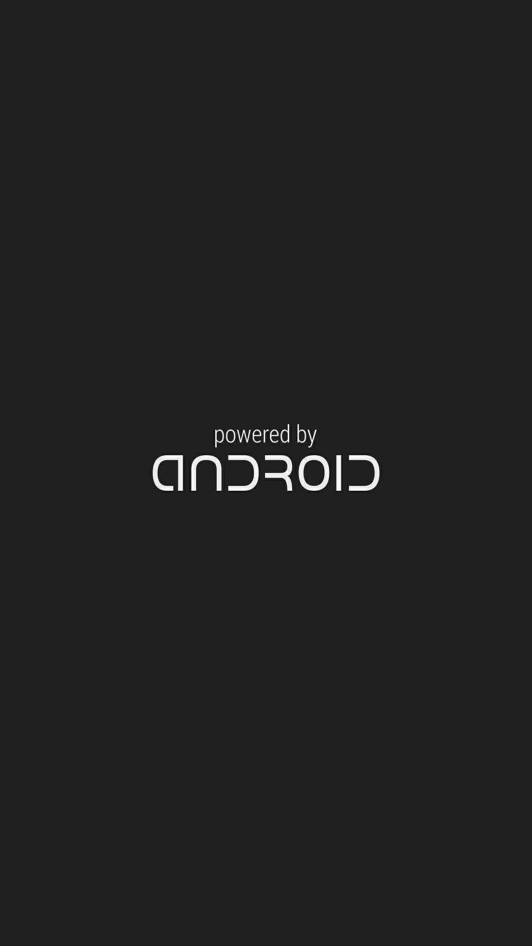 Para Boot Logo Android Pinterest Android Mobile Wallpaper