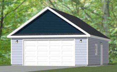 12x32 Tiny House 12x32h1 384 Sq Ft Excellent Floor Plans Garage Plans Shed Plans House Plans
