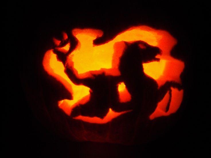 Headless Horseman Stencil Headless Horseman Jack O Lantern Carved By Me From The Pumpkin Masters Pumpkin Masters Jack O Lantern Carving