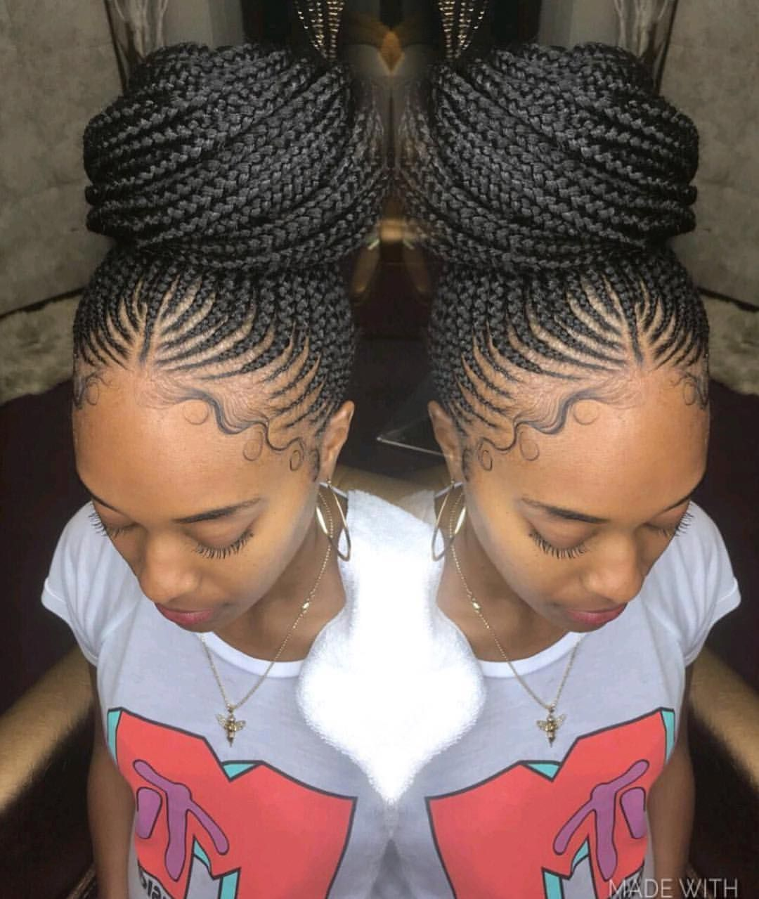 Braided Hairstyles For 9 Year Olds Braided Hairstyles In Kenya 2019 Braided Updos African America In 2020 Braided Hairstyles Natural Hair Styles New Long Hairstyles