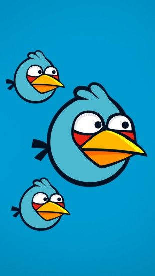 Angry Birds - The iPhone Wallpapers