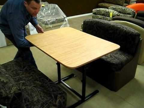 New Rv Table Mechanism Available At Factoryrvsurplus Com Youtube