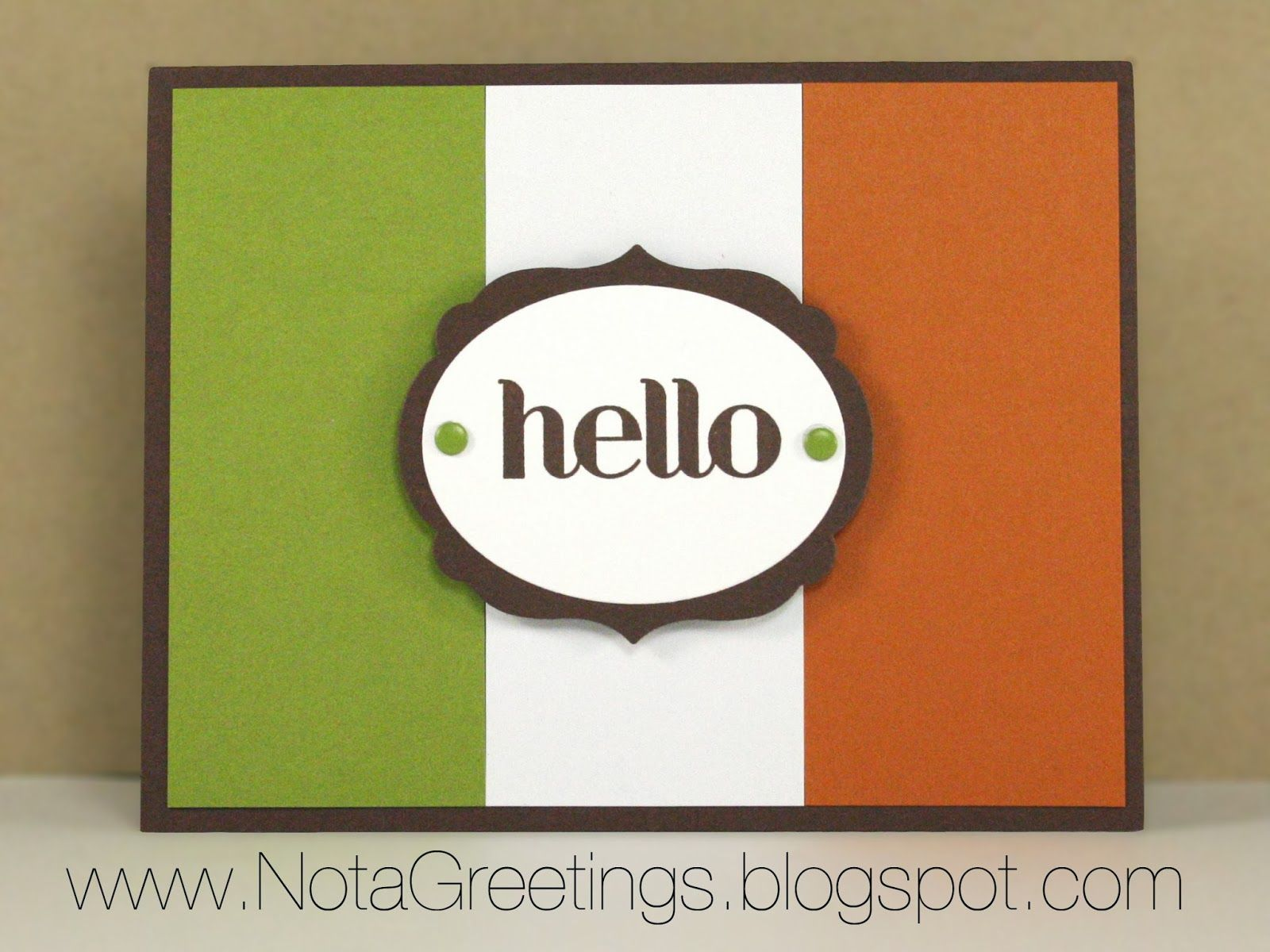 Irish Introduction Irish Flag Regarding Dahlias Cajun Craze