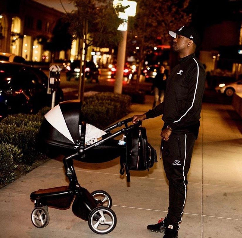 Mima Xari Black and White Edition Baby strollers, Best