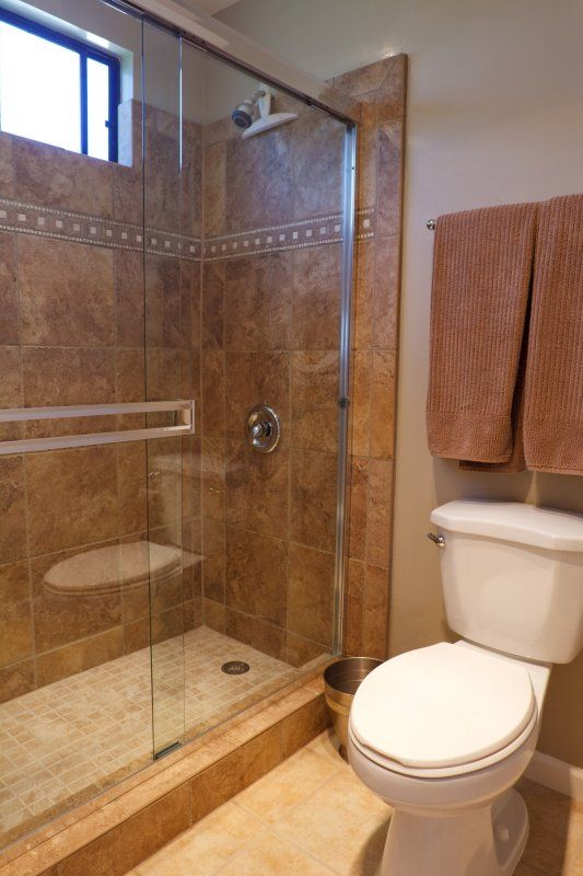 Very small bathroom makeover bathroom remodeling we for Shower remodel ideas for small bathrooms