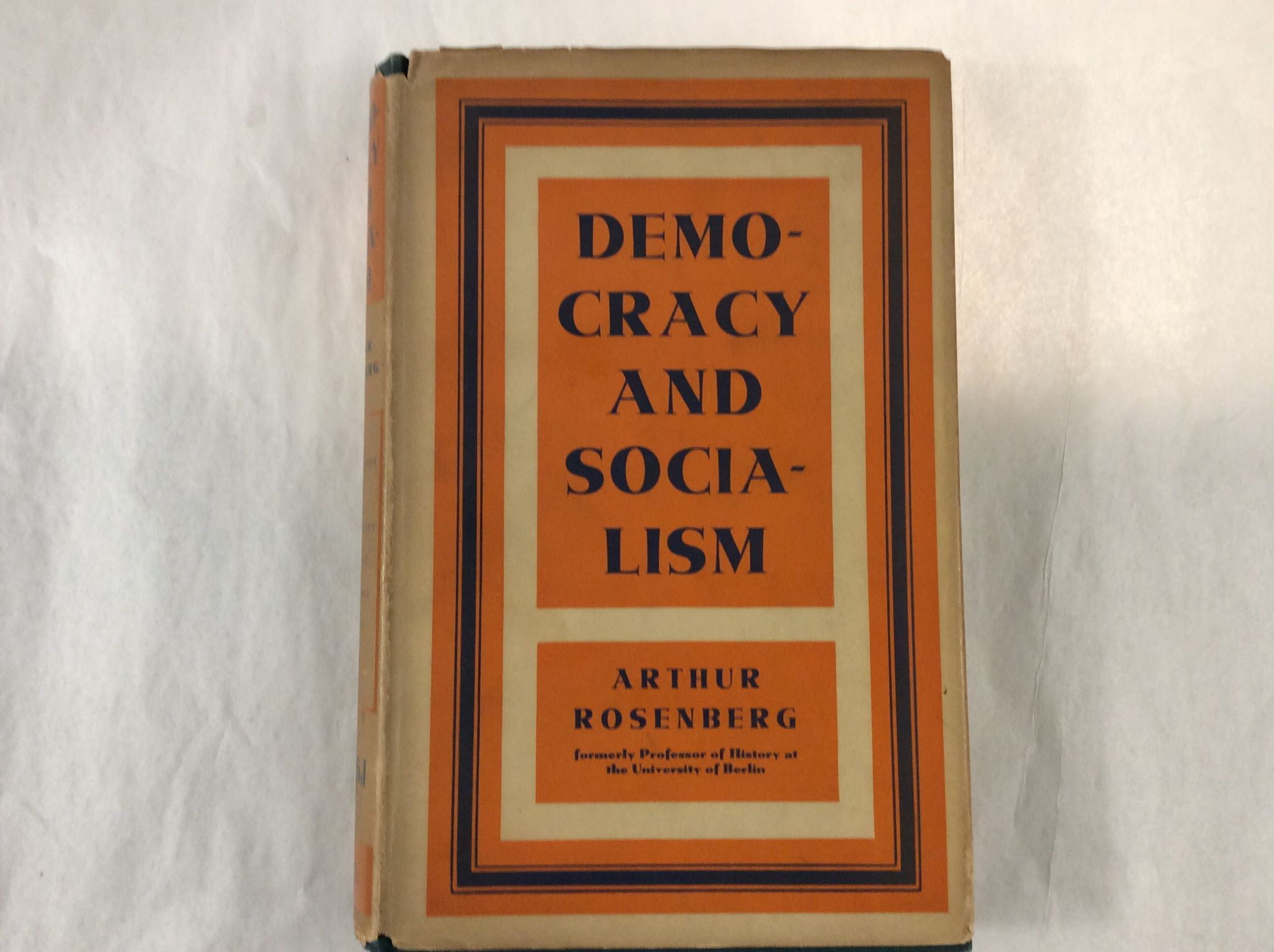 Democracy and Socialism