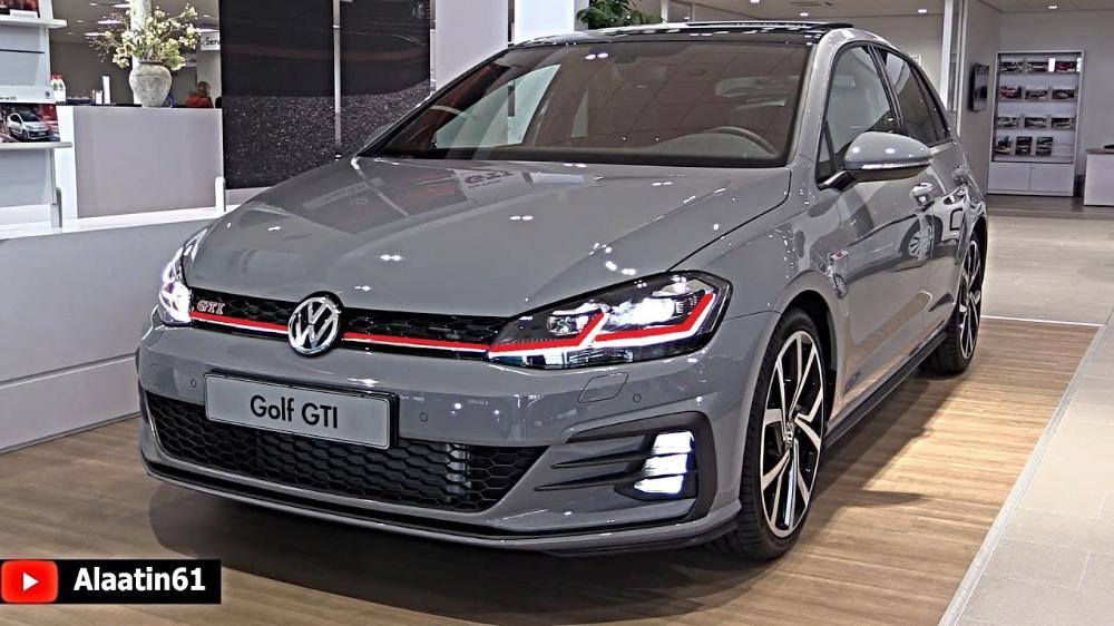 Volkswagen Golf Gti 2019 Concept Cars In 2020 Volkswagen Golf Gti Golf Gti Volkswagen Golf