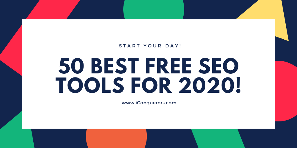 37 Amazing Free Seo Tools To Boost Your Website Rankings In 2020 Free Seo Tools Seo Tools Seo