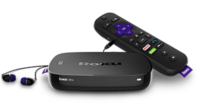 Roku Ultra Live tv streaming, Roku streaming stick, Sling tv
