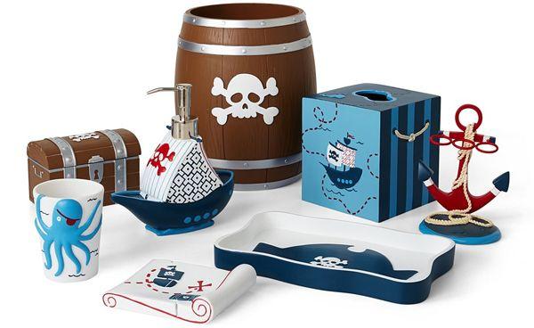 20 Kids Bathroom Accessories For Boys Home Design Lover Pirate Bathroom Decor Kids Bathroom Accessories Bathroom Kids