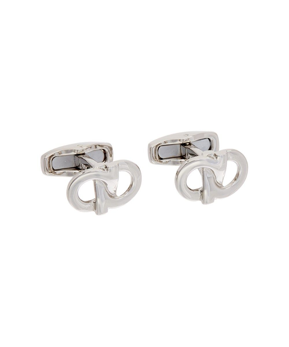SALVATORE FERRAGAMO Salvatore Ferragamo Interlocked Gancini Cufflinks'. #salvatoreferragamo #cufflinks