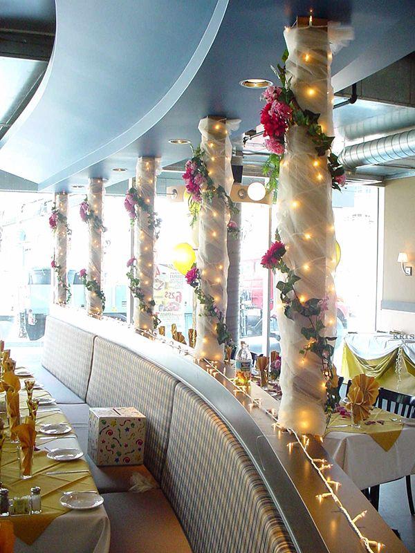 Hang Christmas Lights Outside