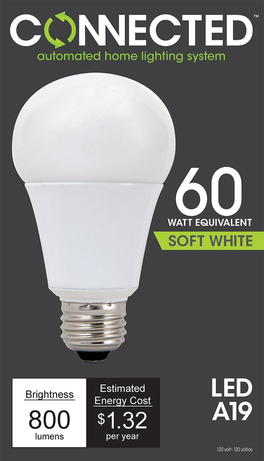 Have 800 Lumens We Are Using Tcp Connected Light Bulbs In A